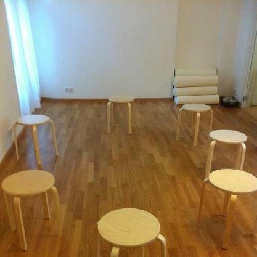 Feldenkraisraum für Gruppen- und Einzelarbeit